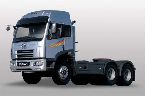 FAW CA4252P21K2T1A+FAWDE Engine+FAST Transmission
