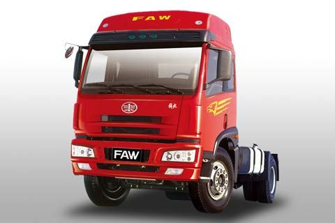 FAW CA3250P1K2T1+FAWDE Power+FAST Gearbox