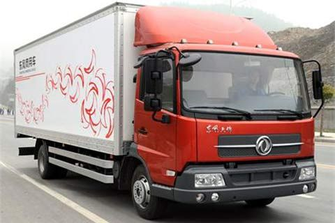 Dongfeng DFL5080XXYB+Dongfeng Power