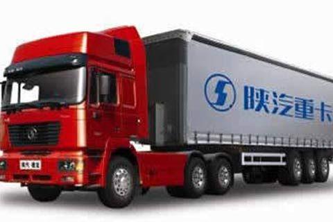 Shaanxi Auto SX4184UL351+Weichai Power