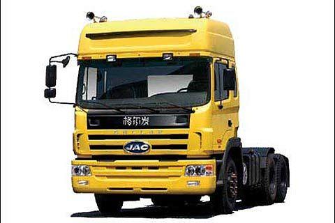 JAC HFC4251KR1+ Weifang Diesel D6AC Engine+FAST Transmission