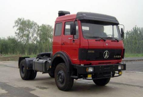 North Benz 1835S+Shanghai Hino Engine+FAST Gearbox