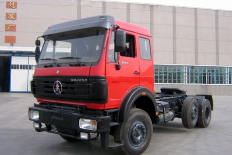 North Benz 2427S+Weichai Power+Beiben Transmission