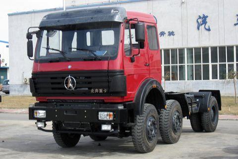 North Benz 2434S+Weichai Power+Beiben Transmission