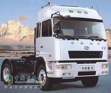 CAMC HN4250G+Mitsubishi 6D24 Power