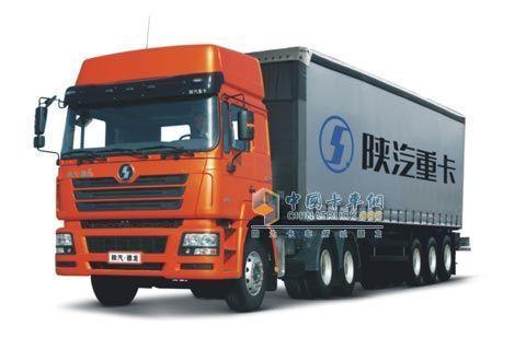 Shaanxi Auto DeLong F3000 6x4+Weichai Power
