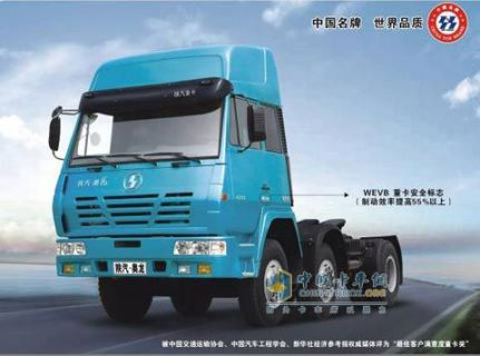 Shaanxi Auto SX4185TL351+Weichai Power+FAST Transmission