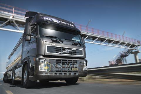 Volvo FM400 6x4+Volvo Power