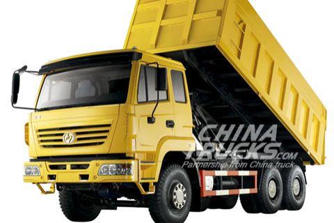 TAMPA 6x4 Dumper CQ3254STG434+Weichai Power