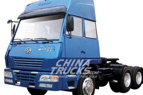 STEYR Bawang 6x4 tractor+Weichai Power+FAST Gearbox
