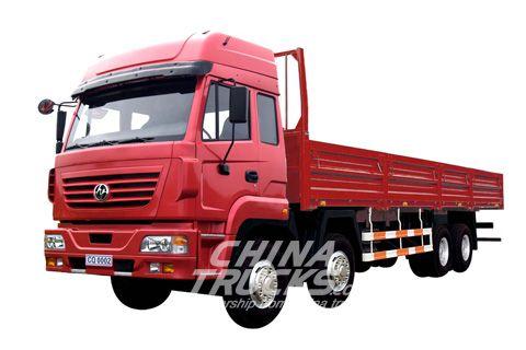 TAMPA 8x4 Van CQ1244SMG466