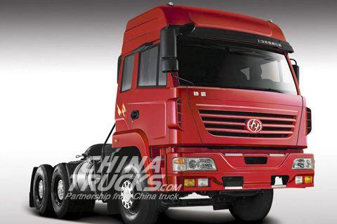 TAMPA 6x4 tractor+Yuchai Power