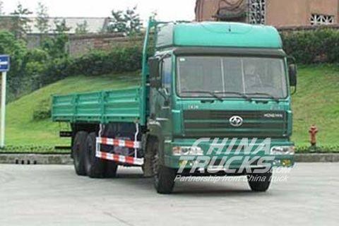Xindakang 6x4 Van CQ1254TMG594