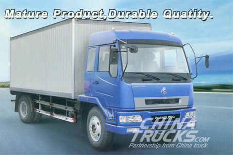 Chenglong 4x2 medium truck