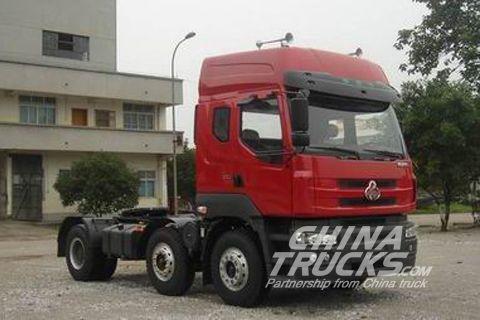 Chenglong 6x2 tractor+Yuchai Power+FAST Gearbox