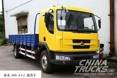Chenglong 4x2 van