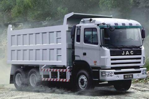 JAC 6*4 Dumper+Weichai Power+FAST Gearbox
