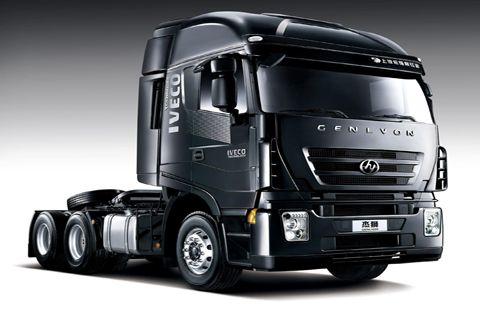 Hongyan C100 6×4  Tractor CQ4254HTVG324V