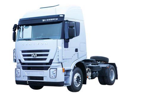 Hongyan C100 4×2  Tractor+SAIC Fiat Power+FAST Gearbox