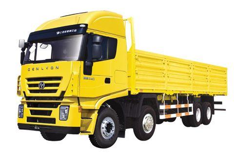 GENLYON Cargo Truck CQ1254HMG553