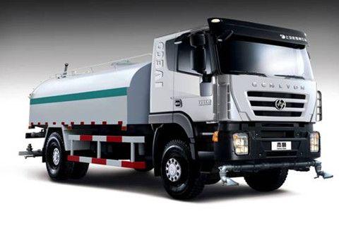 GENLYON 4×2 Watering Truck CQ5165ZLJHUG461