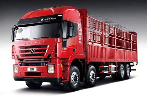 GENLYON 8×4 Stake Truck
