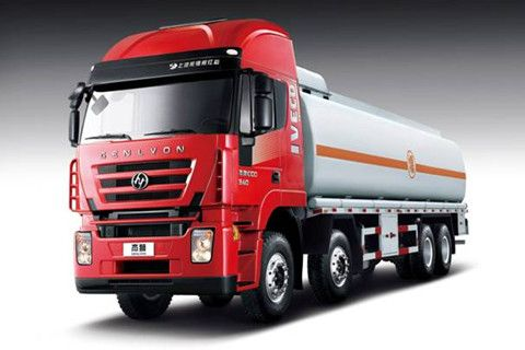 GENLYON  Fuel and Refueling Tank Truck