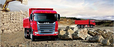 JAC HFC3251KR1K3 Dumper