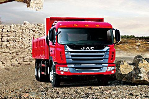 JAC HFC3310KR1LT Dumper+Weichai Power+FAST Gearbox