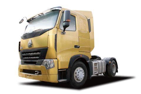 HOWO-A7 4*2 tractor+SINOTRUK Power+SINOTRUK Transmission