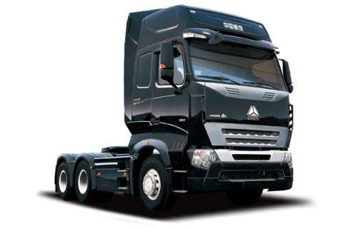 HOWO-A7 6*4 tractor+SINOTRUK Power+SINOTRUK Transmission