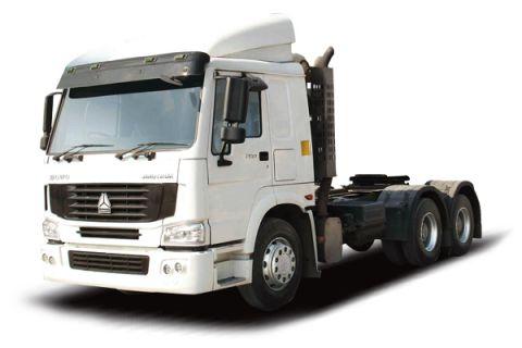 HOWO CNG 6*4 tractor+SINOTRUK Engine+SINOTRUK Transmission