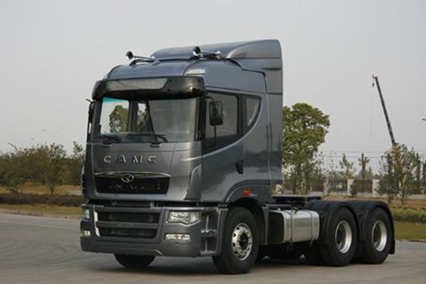 CAMC H08 Tractor truck(6×4)+Cummins Power+ZF Transmission