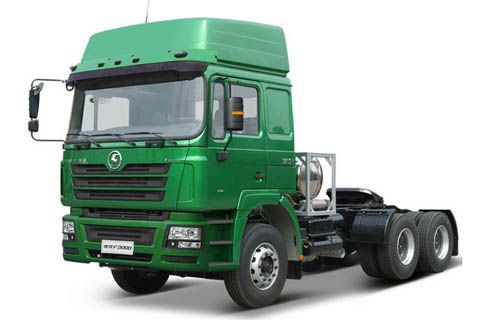 Shacman LNG tractor+Weichai Power+FAST Transmission