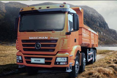 Shacman M3000 dumper+Weichai Power+FAST Gearbox