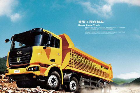 C&C U420 8x4 Dumper+C&C Power+FAST Gearbox