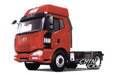 FAW J6M-CA4180(7.1/7.7 Liter)4×2+FAW Jiefang Power
