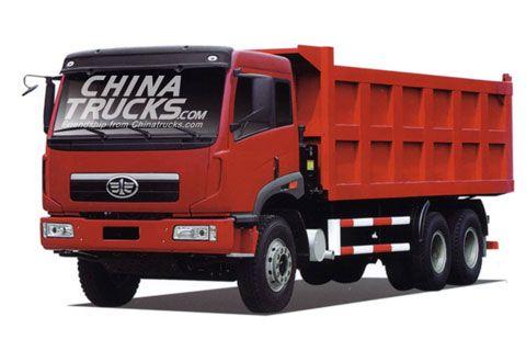 FAW J5PⅡ CA3256 6×4+Weichai Power
