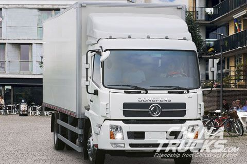 Dongfeng KR DFL5120XXYB9