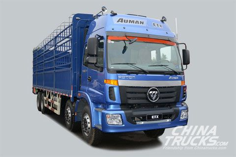 Foton AUMAN ETX Heavy-Duty Flatbed Trucks