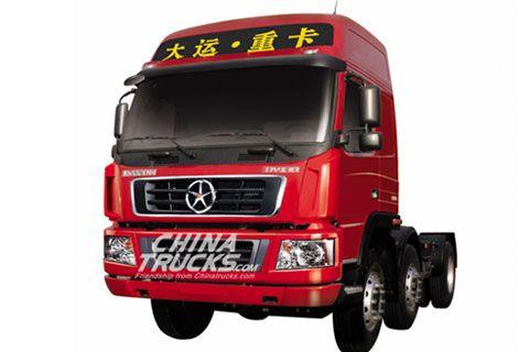 Dayun CGC4222(lightweight)+Weichai Power+FAST Gearbox+HADE Axle