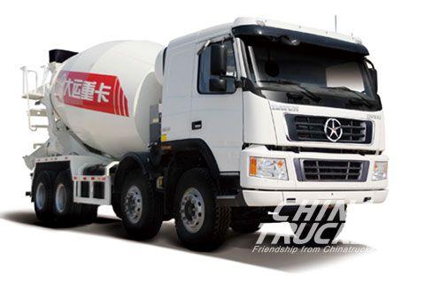 Dayun Mixer Truck DYX5310
