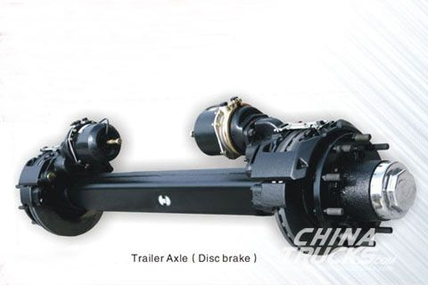 Hande Trailer Axle (Disc brake)
