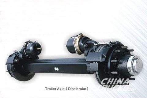 Hande Trailer Axle (Disc brake)