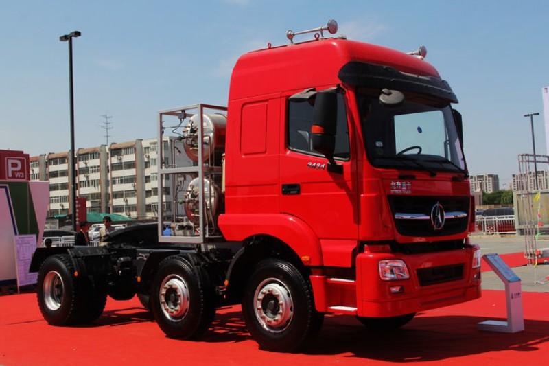 Beiben V3M 336HP 6X2 Euro 5 LNG Tractor Head (ND4240L27J7Z01)