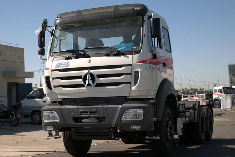 Beiben NG80 375HP 6X4 LNG Tractor Head (ND4250B38J6Z00)