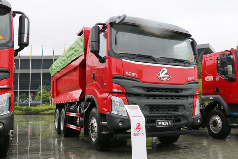 Liuzhou Motro Chenglong H7 388HP 6X4 5.6m Euro-5 Dumper(Muck Truck)(LZ3251M5DB)
