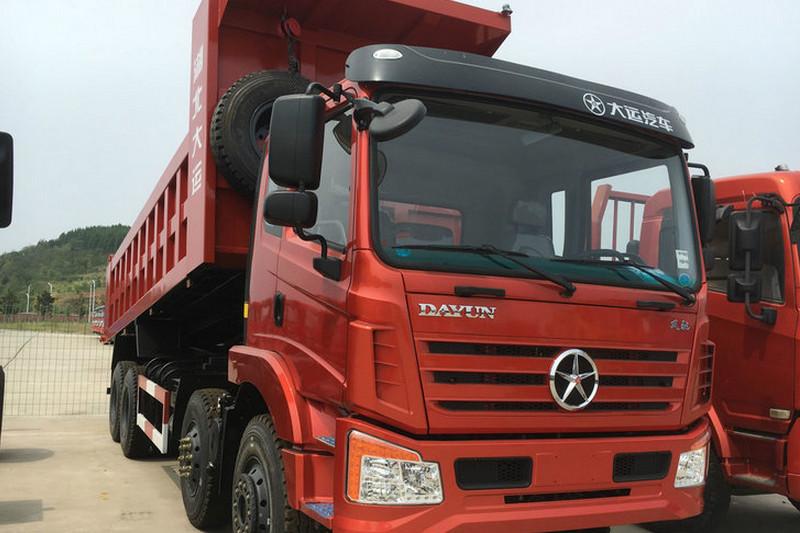 Dayun Fengchi 280HP 8X4 6.2m Euro-compliant Dumper(DYQ3310D5FC)