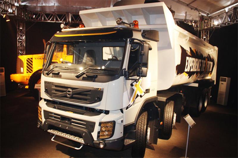 VOLVO FMX 420HP 8X4 8.6m Euro 5-compliant Dumper