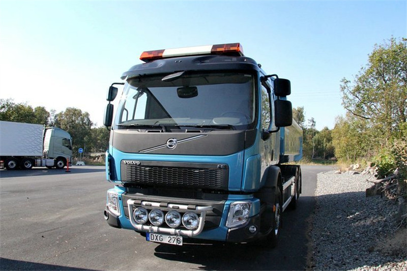 Volvo FE 320HP 6X2 Dumper